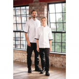 Whites Southside Chefs Utility Trousers Black L