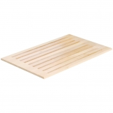APS Frames Maple Wood 1/1 GN Slotted Cutting Board