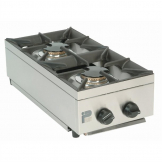 Parry 2 Burner Natural Gas Hob AG2H