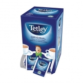 Tetley Black Tea Envelopes (Pack of 250)