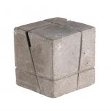 APS Concrete Effect Table Stand Square (Pack of 4)