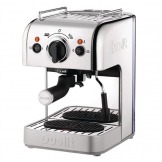 Dualit 3 in 1 Espressivo Coffee Machine Polished Finish DCM2X 84440