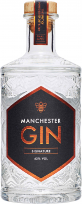 Manchester Gin - Signature (50cl Bottle)