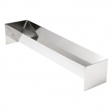Vogue V Shaped Stainless Steel Terrine Mould 500mm