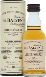 Balvenie - Doublewood 12 Year Old Miniature (12 x 5cl Miniatures)