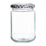 Kilner Round Twist Top Jar 370ml (Pack of 12)