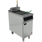 Falcon 400 Series Twin Tank Twin Basket Free Standing Electric Fryer E421F