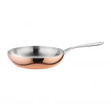 Vogue 240(W)mm Tri Wall Copper Frying Pan