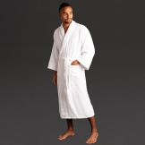 Mitre Comfort Sandringham Bathrobe White ExtraLarge