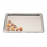 APS Stainless Steel Buffet Service Tray GN 1/1