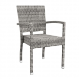 Stag Arm Chair - Grey