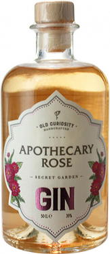 Old Curiosity - Apothecary Rose Gin (50cl Bottle)