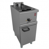 Falcon 350 Series Single Tank Twin Basket Free Standing Electric Fryer E350/36