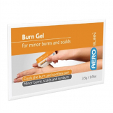 Burn Treatment Sachets
