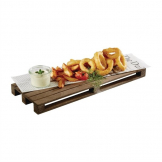 APS Wooden Food Pallet 400mm