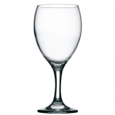 Utopia Imperial Wine Glasses 340ml CE Marked at 125ml 175ml and 250ml (Pack of 12)