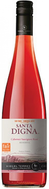 Torres Chile - Santa Digna Rose 2017 (75cl Bottle)