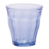 Duralex Picardie Marine Blue Tumblers 220ml (Pack of 6)