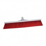 Scot Young SYR Hygiene Broom Head Soft Bristle Red