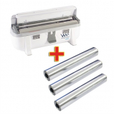 Special Offer Wrapmaster3000 Dispenser and 3 x 90m Foil (J370)