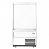 Williams Slimline Gem Multideck White with Security Shutter Width 960mm