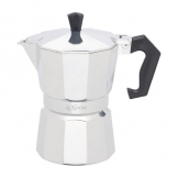 KitchenCraft LeXpress Italian Style Espresso Maker 3 Cup