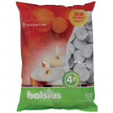 Bolsius 4 Hour Tealights