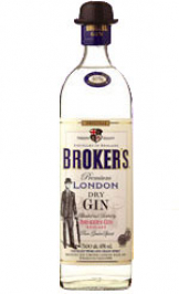 Brokers - Gin (70cl Bottle)