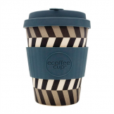 Ecoffee Cup Bamboo Reusable Coffee Cup Look Into My Eyes 12oz