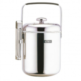 Elia Ice Bucket & Tongs 1.3 Ltr