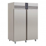 Foster EcoPro G2 2 Door 1350Ltr Cabinet Freezer with Back EP1440L 10/183