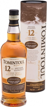 Image of Tomintoul - 12 Year Old Oloroso Sherry Cask Finish