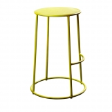 Max 75 High Stool - Yellow