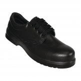Lites Safety Lace Up Black 36