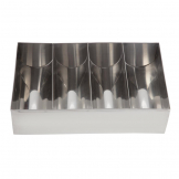 Olympia Cutlery Holder Stainless Steel