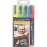 Chalk Markers Coloured (Pack of 4)