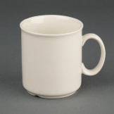 Olympia Ivory Mugs 200ml 7oz (Pack of 12)