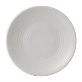 Dudson Evo Pearl Coupe Plate 203mm (Pack of 6)