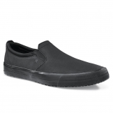 Shoes for Crews Mens Leather Slip On Size 42