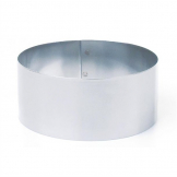 Mafter Stainless Steel Mousse Ring 140 x 60mm