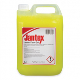 Jantex Lemon Gel Floor Cleaner Concentrate 5Ltr