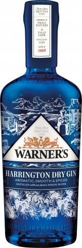 Image of Warner Edwards - Harrington Dry Gin