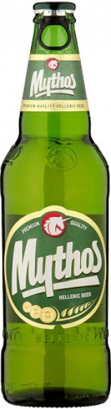 Mythos - Lager (12x 500ml Bottles)