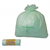 Jantex Small Compostable Caddy Liners 10Ltr (Pack of 24)