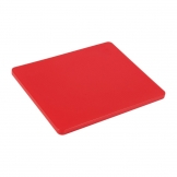 Hygiplas Gastronorm 1/2 Red Chopping Board