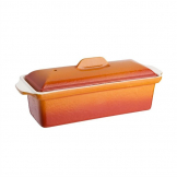 Vogue Orange Pate Terrine Mould 1.7Ltr