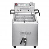Buffalo Pasta Cooker 8Ltr with Tap and Timer