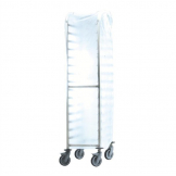 Bourgeat Disposable Racking Trolley Cover (Pack of 300)