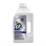 Cif Pro Formula Kitchen Descaler Concentrate 2Ltr (6 Pack)
