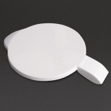 White Polycarbonate Lid for 0.9Ltr Jug